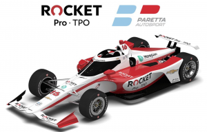 Rocket pro TPO Race Car Paretta Autosport